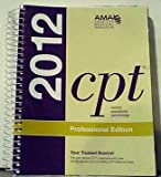 img - for CPT Professional 2012 Current Procedural Terminology Professional Edition book / textbook / text book