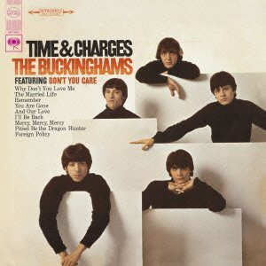 CD : The Buckinghams - Time & Charges (Japanese Mini-Lp Sleeve, Blu-Spec CD, Japan - Import)
