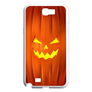 Samsung Galaxy N2 7100 Cell Phone Case White Halloween LSO7805661