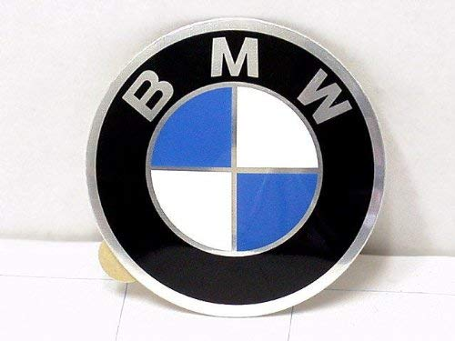 BMW Wheel Center Cap Emblem 58mm GENUINE hubcap logo, used for sale  Delivered anywhere in USA