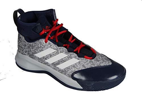 bleu homme adidas marine basket bleu Chaussures ball de pour