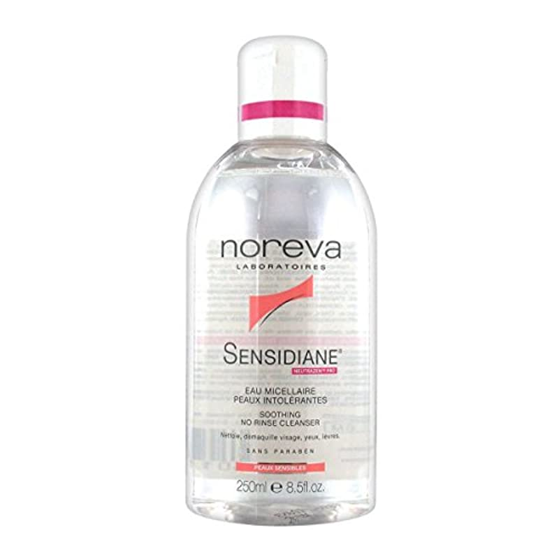 Noreva Sensidiane Soothing Non Rinse Cleanser 250ml (3개세트)
