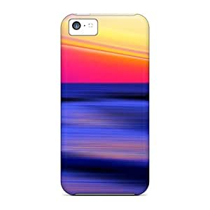 Quality MDCH Case Cover With Dreamy Nature Nice Appearance Compatible With Iphone 5c