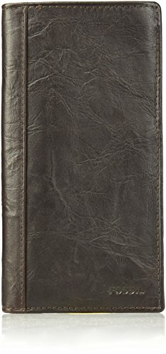 - Fossil Men's Execufold Wallet, Neel- Brown, One Size