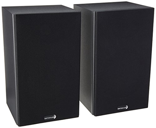 Dayton Audio B652-AIR 6-1/2' Bookshelf Speaker Pair with AMT Tweeter