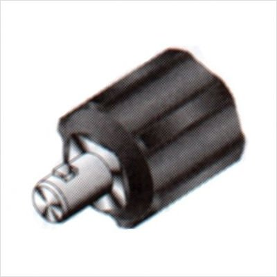 Lenco 05335 International Dinse Type Machine Plug Adapter, Male and Female Connection
