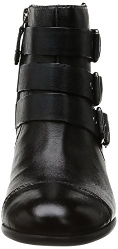 Geox D Lucinda - Botas de cuero mujer Black