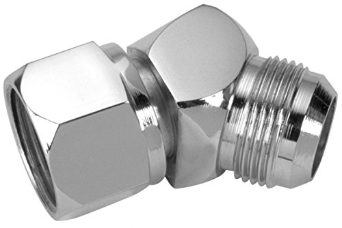 SPX Power Team 26074 45 degree Swivel Adapter with 3//4 NPSM Female x 3//4 NPTF Male SPX Power Team Corporation