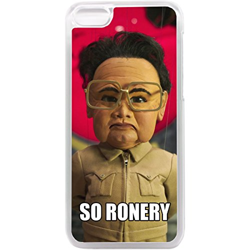 iPhone 5c Case Kim Jong il Team america Motiv so LONELY