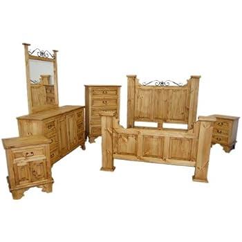 rustic western bedroom furniture childrens bedding sets comforter king size hacienda set