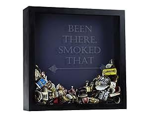 Amazon.com: Cigar Band Shadow Box, Cigar Band Box, Cigar