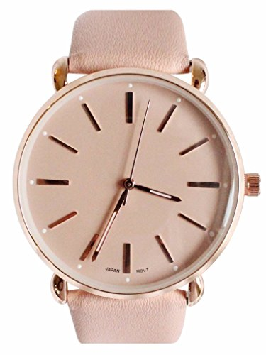 MOVT Classic Casual Simple Fashion Ladies Leather Watch Women's Wrist Watch