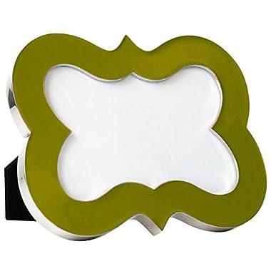 Jonathan Adler Bracket 4 x 6  Frame, Green