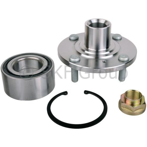 (SKF BR930591K Wheel Bearing and Hub Assembly Repair Kit )