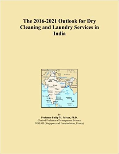 Book The 2016-2021 Outlook for Dry Cleaning and Laundry Services in India