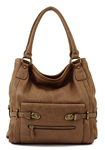 Scarleton Shoulder Bag H114808 - Beige
