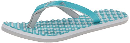 Adidas Eezay Dots W. Sandali (blu / Bianco)