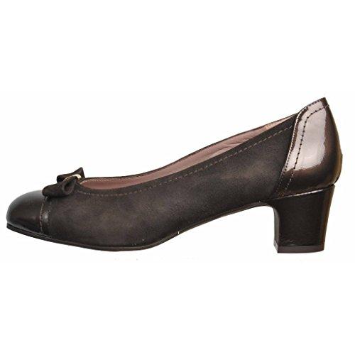 ARGENTA Zapatos de Tacón, Color Marrón, Marca, Modelo Zapatos De Tacón Peu Pista Marrón
