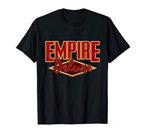 Empire Deluxe Logo T-Shirt | Classic 1990s Retro Gamer tee