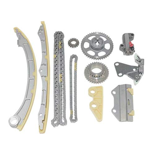 Engine K20A Timing Chain Gear Kit for Honda Accord CM4 Acura RSX for Civic Si 2.0L ()