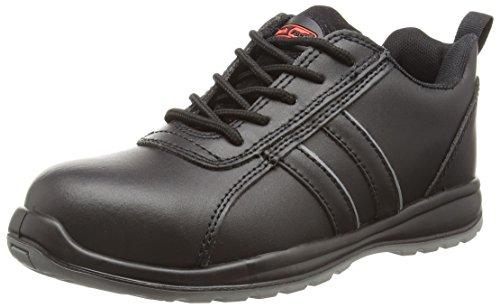 Blackrock Unisex Adults' Corona Safety Trainers Black (Black)