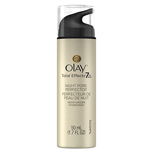 Face Perfector (Olay Total Effects Night Pore Perfector Moisturizer, 1.7 Fluid)