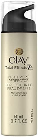 Facial Moisturizer: Olay Total Effects 7-in-One Night Pore Perfector