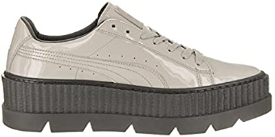detailed look f711f 4f28f PUMA Women's Fenty X Pointy Creeper Sneaker 8 M US Dove ...