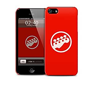guitar red iPhone 5 / 5S protective case