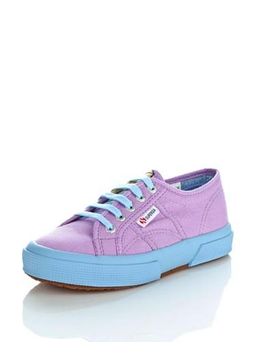Superga Disney Cucciolo Cotj Sneaker S003170-926 Fille Chaussures Lilas