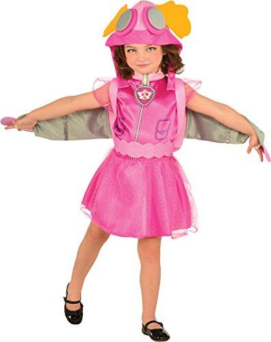 [Paw Patrol Skye Toddler/Child Costume] (Paw Patrol Costumes Skye)
