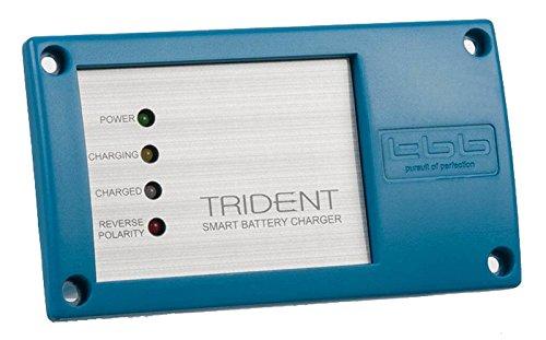 TBB Power RD LED-Fernbedienungfü r Trident BP Ladegerä t, fü r KFZ, LKW, Wohnmobil, Boot