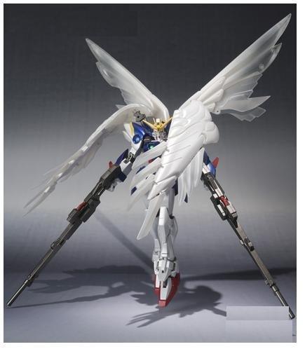 MS] Wing Gundam Zero (EW ver.) (Pearl Coating ver.) [Tamashii Nation 2012 Exclusive] ()