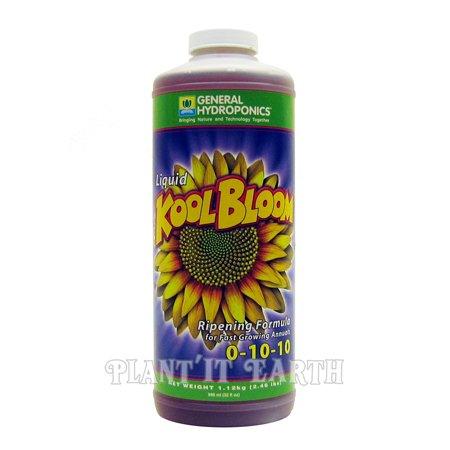 Koolbloom Liquid (General Hydroponics Liquid Koolbloom 0-10-10: 1 Gallon)