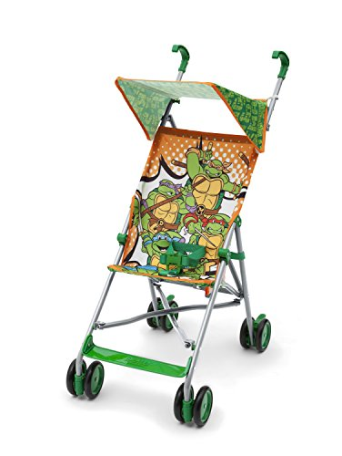 Delta Children Umbrella Stroller, Nickelodeon Ninja Turtles