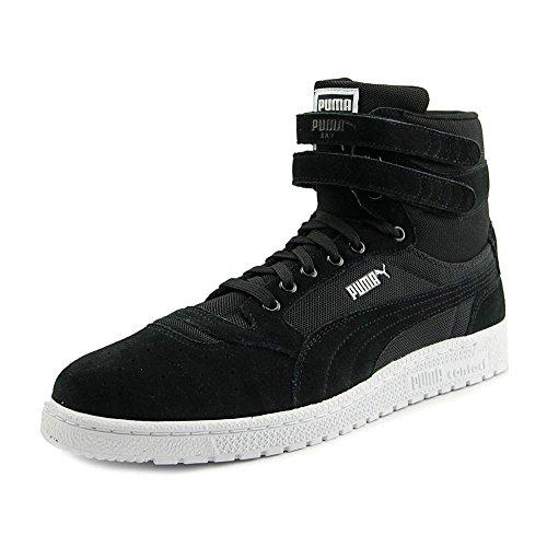 Puma Sky II Hi Core Men's Hightop Sneakers Shoes Black Size 8.5 - Puma All Black Sneakers