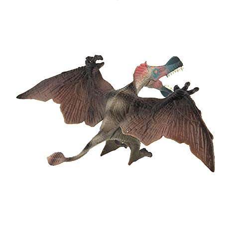 Wenini Fad Dinosaur Play Toy - Animal Action Figures Novelty Fashion Collection (E) from Wenini
