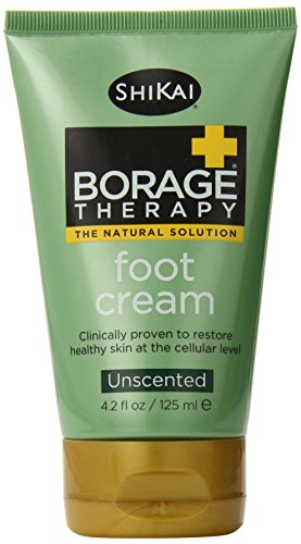 Shikai Borage Foot Cream