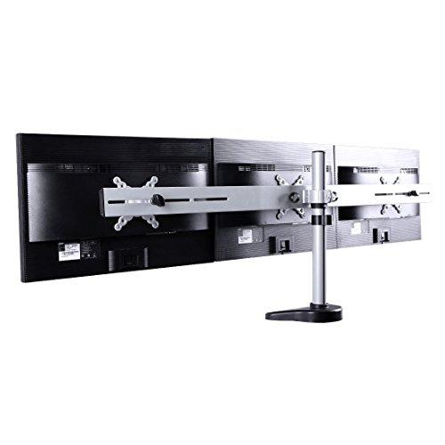 FLEXIMOUNTS M15 Triple LCD Arm Desk Monitor Mount for 10'...
