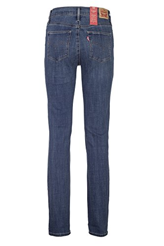 Cavern Blu Levi's 0003 Bay Slim Jeans Stretti Slimming fTf0wCBqY