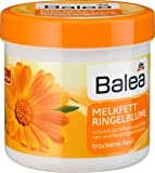 Balea Melkfett milking grease - Calendula Gel-Cream - Protects Skin Against Environmental Damage / Stress from Cold, Wind, Rain etc - 250ml (Not Tested on Animals) by dm-drogerie markt