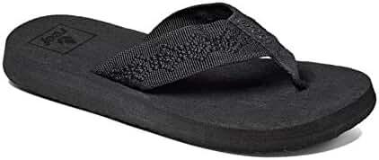Reef Womens Sandy Sandal Footwear, Brown, Size 10