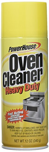 Powerhouse Oven Cleaner, Heavy Duty Fast-Acting Grease-penetrating Formula, 13 Oz