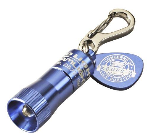 (Streamlight 99164 Nano LED Key Chain Light (10 Lumen), Blue, 12-Pack)
