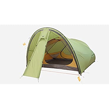 Exped Gemini IV dome tent green