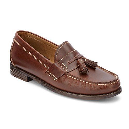 G.H. Bass & Co. Men's Wallace Loafer, Dark Brown, 11.5 Medium ()