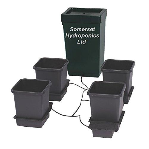 Autopot 4 Pot Kit With 47Ltr Reservoir by Autopot