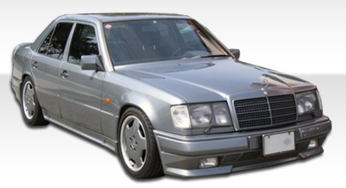 1986-1995 Mercedes Benz E-Class W124 Duraflex AMG Style Kit - Includes AMG Style Front Bumper (105060), AMG Style Rear Bumper (105063), and AMG Style Sideskirts (105061). - Duraflex Body Kits Amg Body Kits