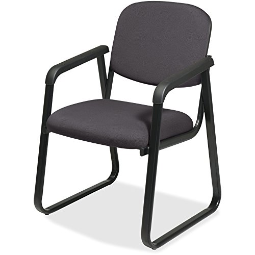 V4410 Deluxe Sled Base Arm Chair + Expert Guide