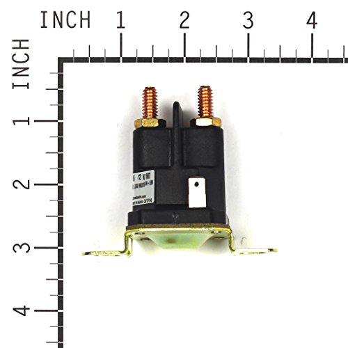 Murray 7701100MA Starter Solenoid for Lawn Mowers